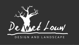 De Wet Louw - Design and Landscape